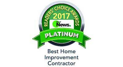 Best Home Improvement Contractor Award