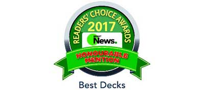 Best Deck Builder Award
